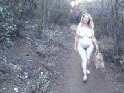 Nude walk in nature 2