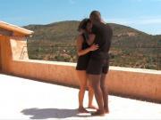 African Outdoor Lovemaking On Display