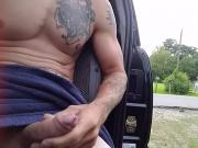 Stroking Outside