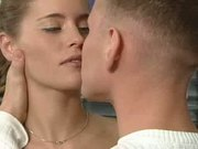 Anja Julite Laval in Office sex