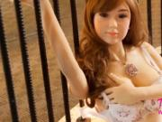 Maximum satisfaction guaranteed with this sex doll