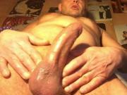 Lovely webcam sex with horny asian girl part 3: huge cumshot