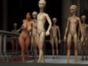 Alien Porn