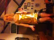 fav club dress, feeling girly