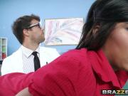 Brazzers - Doctor Adventures - Leilani Leeane and Ramon - Do