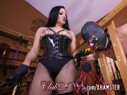 Club Dom Femdom Knows How To Wield Her Whip