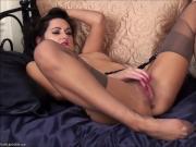 Bonnie Bellotti Fingering Tight Pussy
