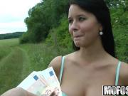 Public Pick Ups - Taxi Service starring Mia Manarote