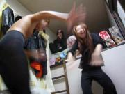 crazy jap girl