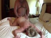 Chubby wife tipsy first time cam fuck