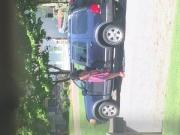 Ebony friend leaving house windy upskirt