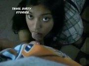 Hot Desi girl Sucking