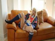 Kiniro Mosaic! Karen Cosplay 2-2