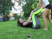 yoga challenge HOT 5
