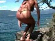 Public Nudity Vanessa 2