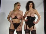 Sarah Beattie in FMM 3some