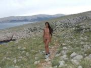 Nude Hike and Sex by ahcpl