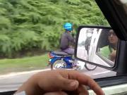 motorbike wanker