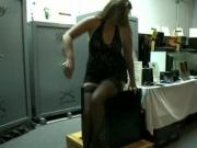 Debra Blough Lingerie Slut at Southland Safe in Corona CA