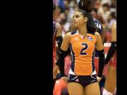 Winifer is a hot volleyball player 2