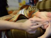 loveley big soles tickled