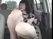 Lovely Mayu - Exhibition and masturbation