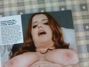 Khloe Lust cummed