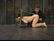 BDSM: Sarah B ripping Orgasms...4Twenty!!!