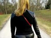 MILFY tight leather