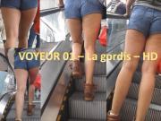 VOYEUR 01 - La gordis - HD - CDMX