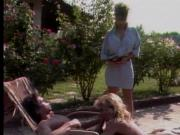 Christy Canyon, Ginger Lynn + Peter North