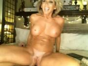 Stunning Dirty Talking Milf Fucks Both Her Foles