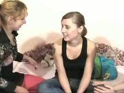 Girl freinds first 3sum (sam45)