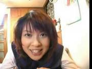 Hiyori Shiraishi - Pretty Japanese Girl - Handjob