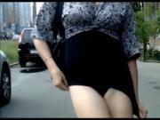 Public hunt p4girls flash panties 2013-nv