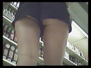 loose shorts no nickers