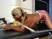 Deesiree Lopez.. Bikini Girl Chained Up