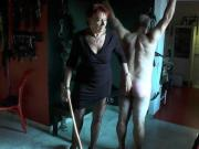 Lady Britt und der Sklavenarsch