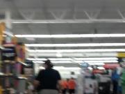 Walmart booty huge booty PAWG