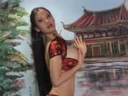 Sexy Long Hair Chinese Empress Wants You Join Her Bathing