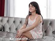 CastingCouch X Petite Sadie Pop fucked by casting agent