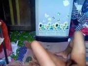 Tattoo girl thai handjob and sex