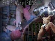 Hot Sex slave in Cold Irons part 2