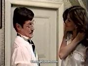 Cute Latina Maid and Her Filthy Boss 1970s Vintage