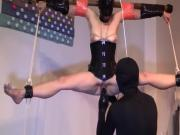 Hanged and fisted