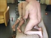 Older guy fucks sexy crossdresser