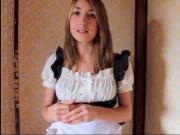 Maid cosplay 003