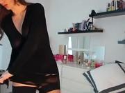 Brunette Milf Showing Off