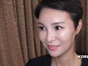 korean girl in japan is horny