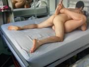ature mom with young lover met on DISCREET18.COM